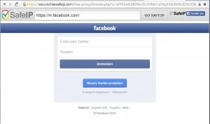 SafeIP Web Proxy